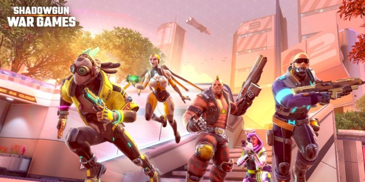 Shadowgun War Games giới thiệu chín nhân vật mới khi Phần bốn bắt đầu