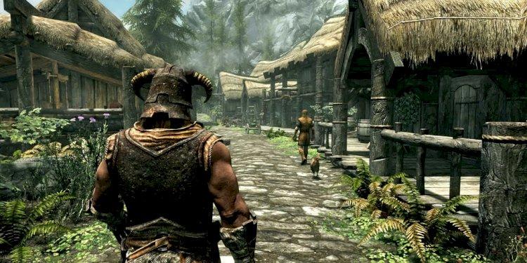 The Elder Scrolls V: Skyrim đến với Xbox Game Pass cho Android cùng với sáu tựa game khác
