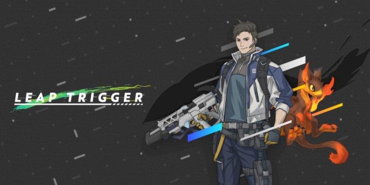 Leap Trigger là một game bắn súng anh hùng dành cho iOS và Android, sử dụng AR để biến phòng khách của bạn thành chiến trường