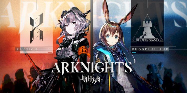 Sự kiện mới nhất của Arknights Darknights Memoir đang được tiến hành, giới thiệu bốn nhà khai thác mới