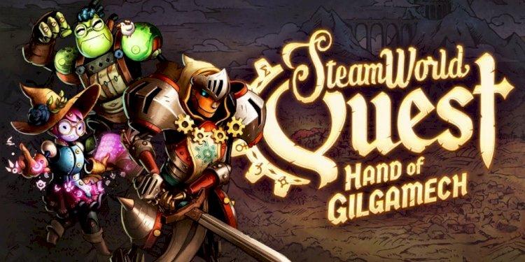 SteamWorld Quest: Hand of Gilgamech, game nhập vai dựa trên thẻ bài, hiện đã có cho iOS