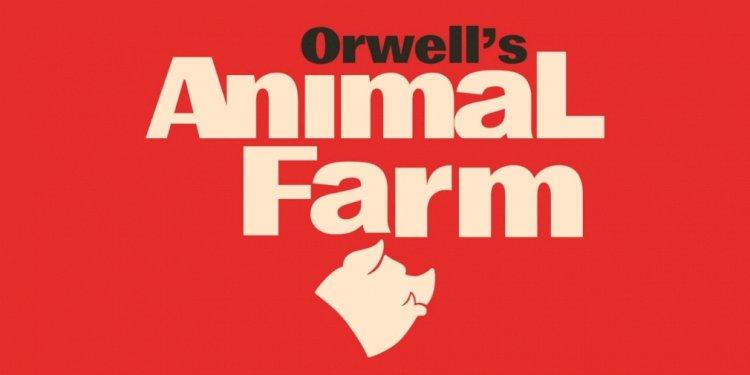 George Orwell's Animal Farm là một trò chơi phiêu lưu chính trị ngày nay dành cho thiết bị di động
