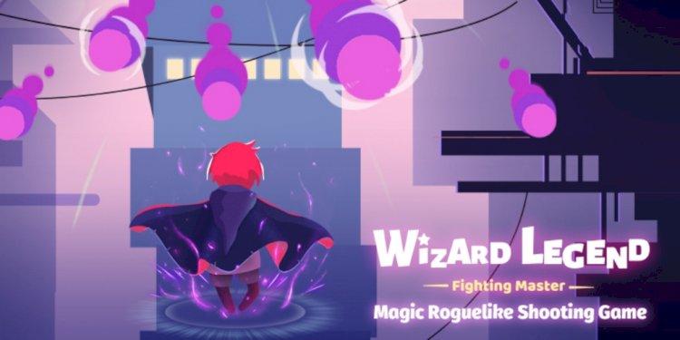 Wizard Legend: Fighting Master là một game bắn súng giống người thật, nơi bạn chiến đấu chống lại các món tráng miệng biến dị